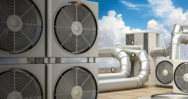 Air conditioning heating