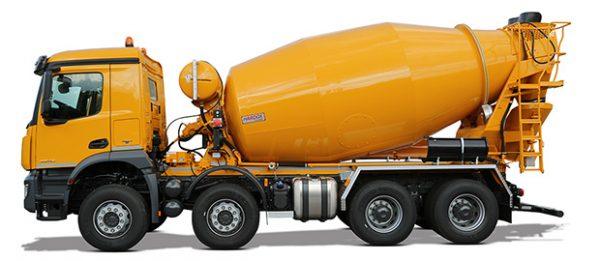 Concrete Mixer 1