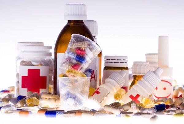pharmaceutical waste build web
