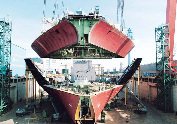 Shipbuilding and Ship Parts Market 2013-2019